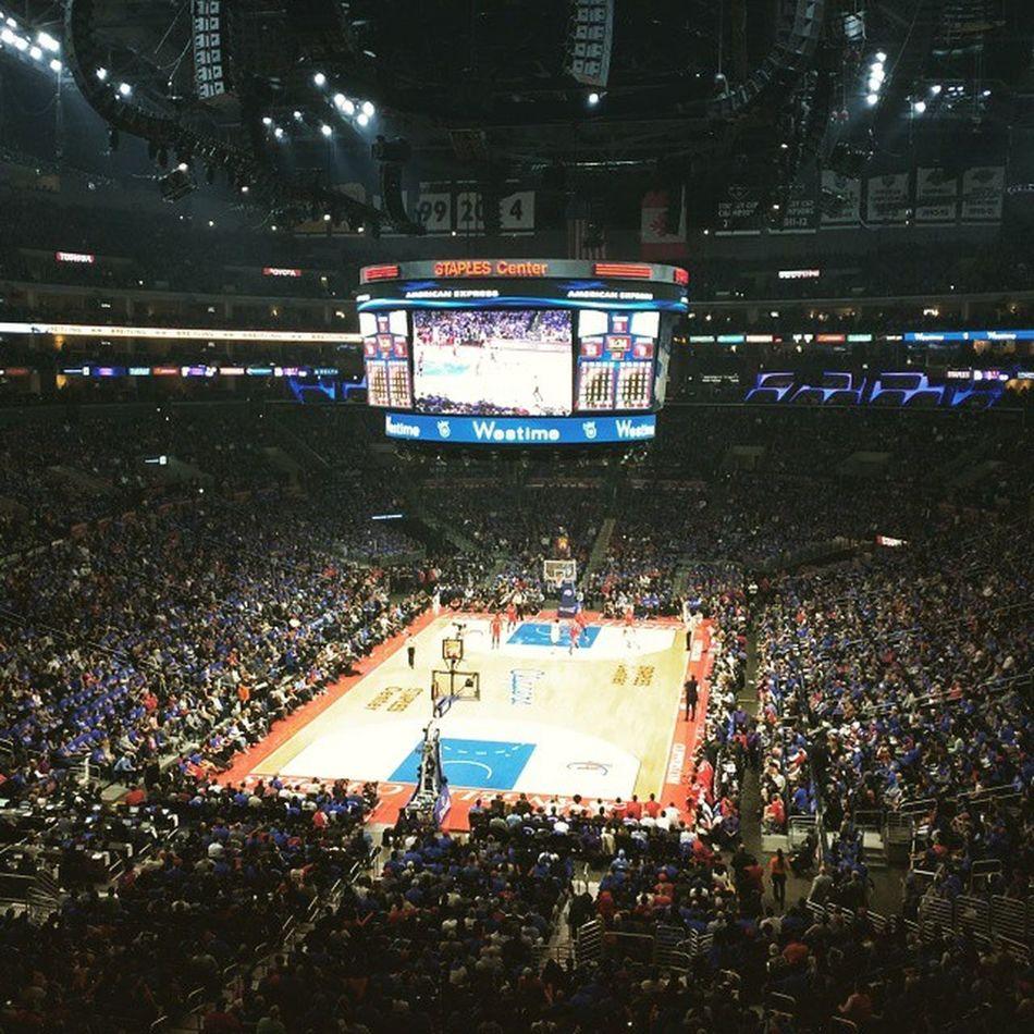 Let's go Clippers! Lobcity Losangeles ClippersNation Cliffing SuiteLife