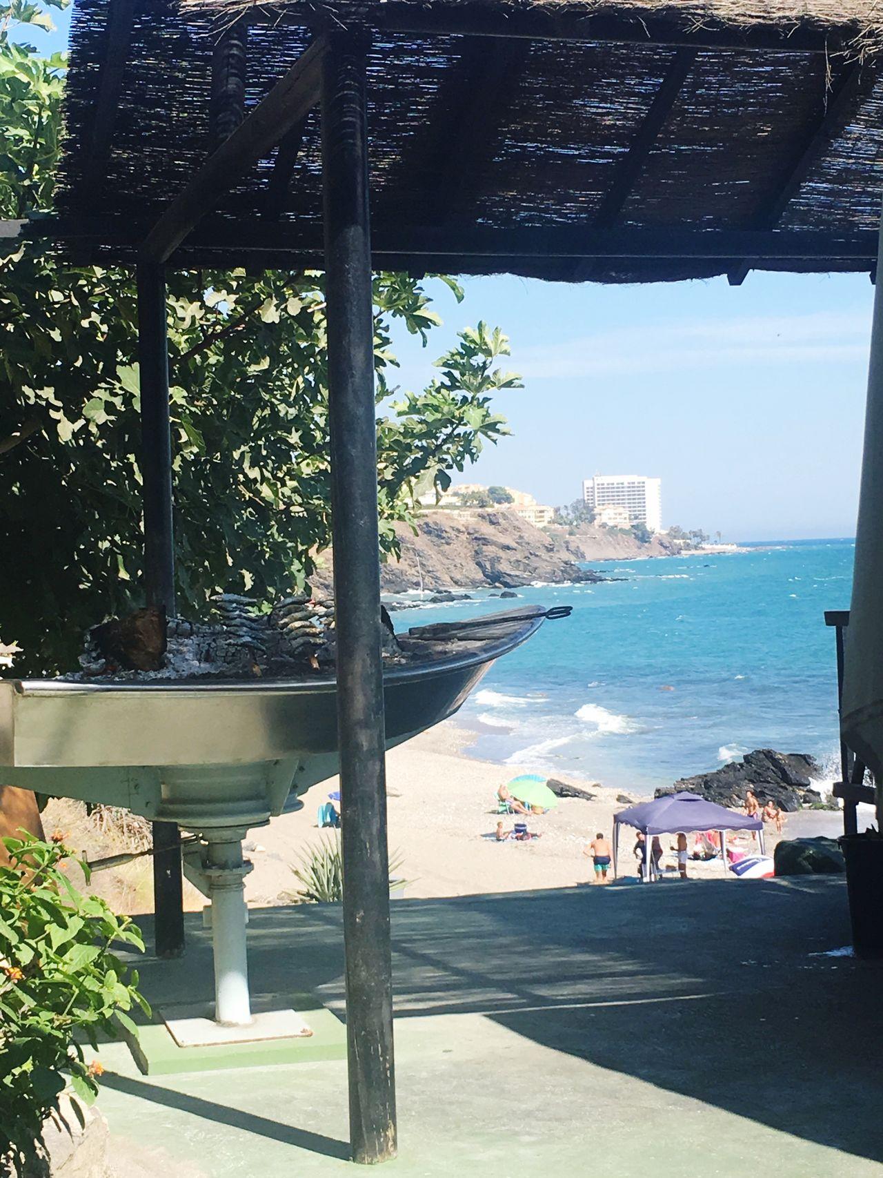 Day Sea Sunlight No People Sky Summer #summertime #sun #hot #sunny #warm #fun #beautiful #sky #clearskys #season #seasons #instagood #instasummer #photooftheday #nature #TFLers #clearsky #bluesky #vacationtime #weather #summerweather #sunshine #summertimeshine Summer Beach Sardinas Sardinero