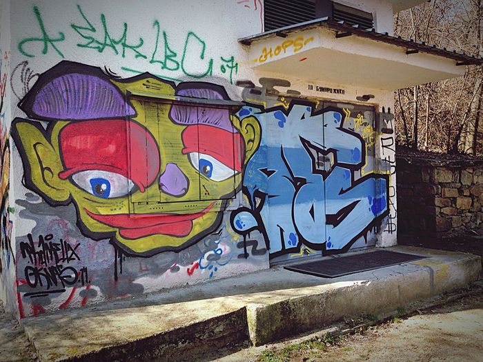 Graffiti Graffiti Art