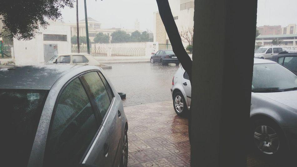 Happy Amateurphotography Infinixphotography InfinixNote2 Dreamingcanon Meknès Rain Rainy Days Waytowork Hidden EyeEmNewHere
