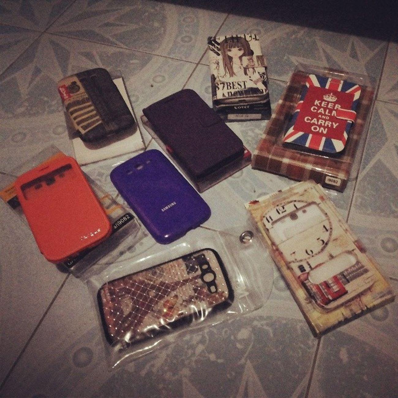 My collection case Flip Case Vintage Keepcalmandcarryon levi's targus orange .... kyak gini aje abis 500rbu :(