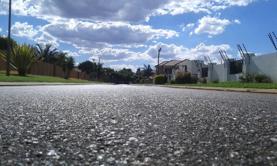 Sunny skies in the streets of Pretoria Check This Out Street Photography Sunny Skies