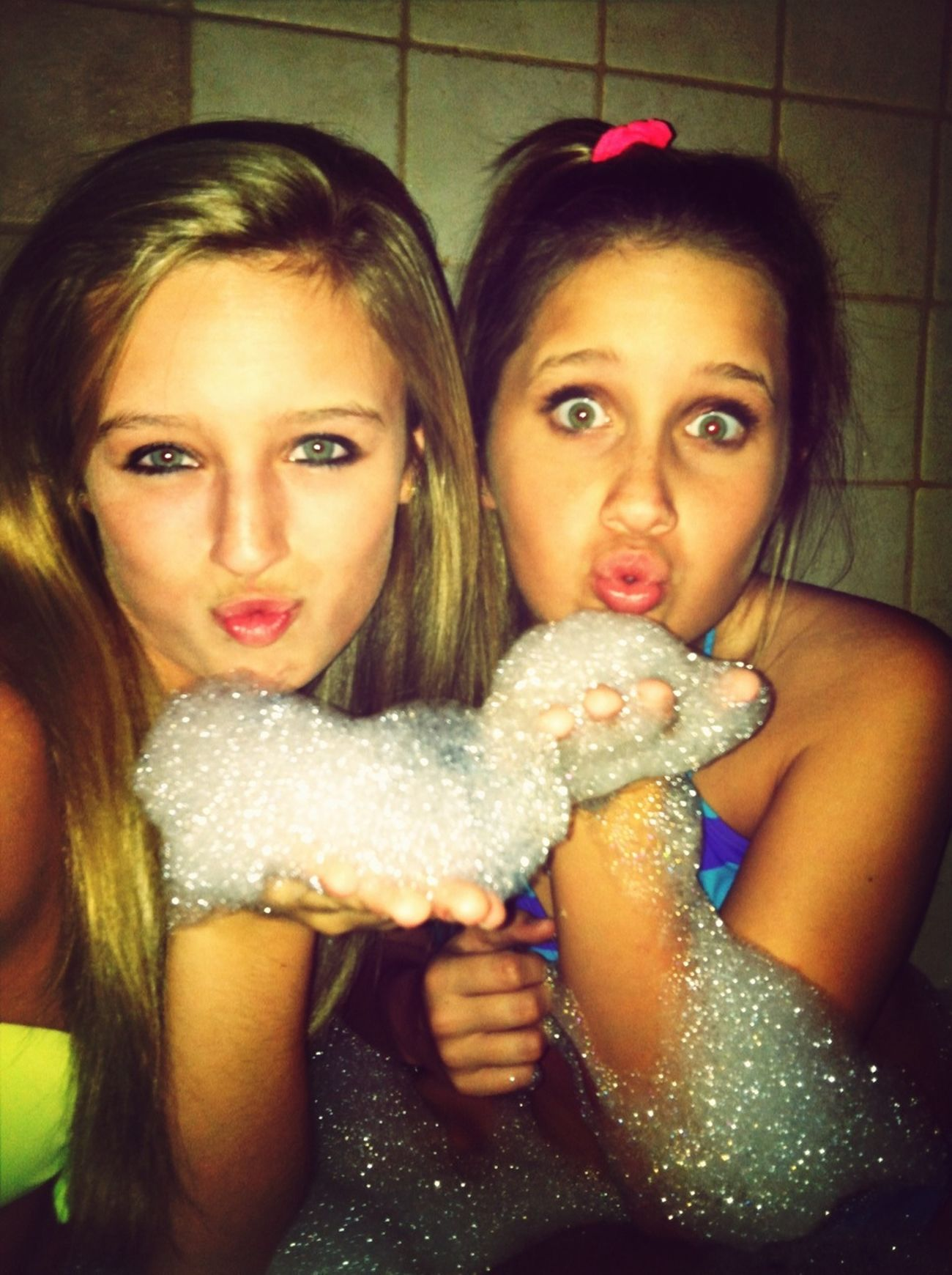 Bubble Bathh