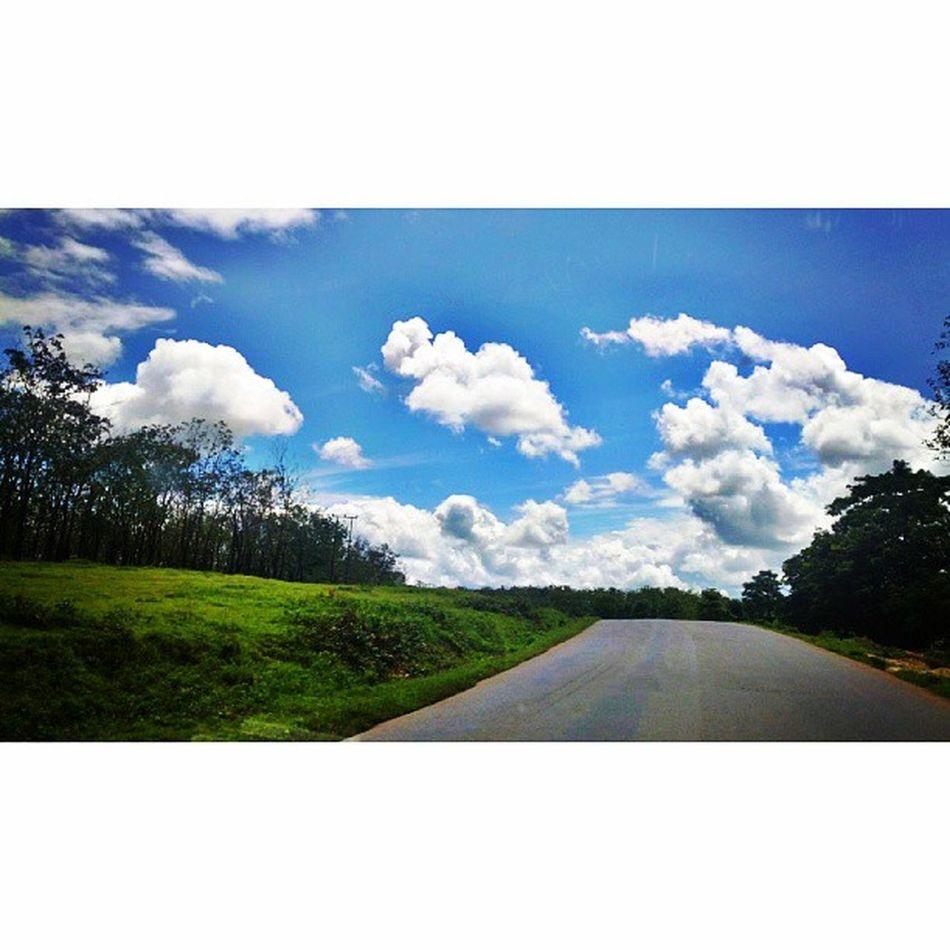 ခရီးသြားမိုးတိမ္ Jipsy Clouds Cloud Sky travelphotography travelgram instatravel myanmar igersmyanmar roadtrip