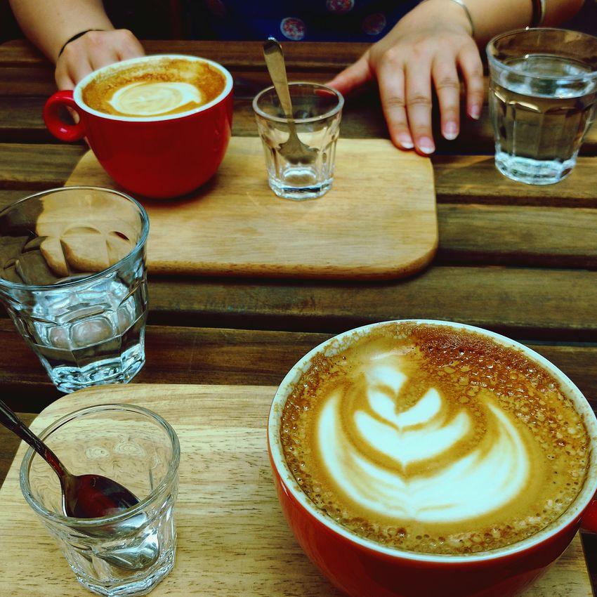 Best coffee in Bucharest! Coffee - Drink Coffee Cup Drink Origo bucharest First Eyeem Photo