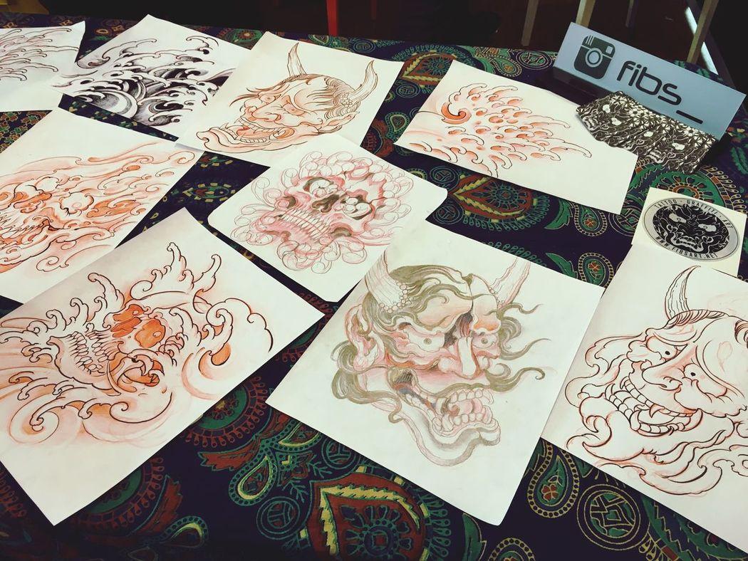 Art, Drawing, Creativity Tattoodrawings Art Jappanessetattoos