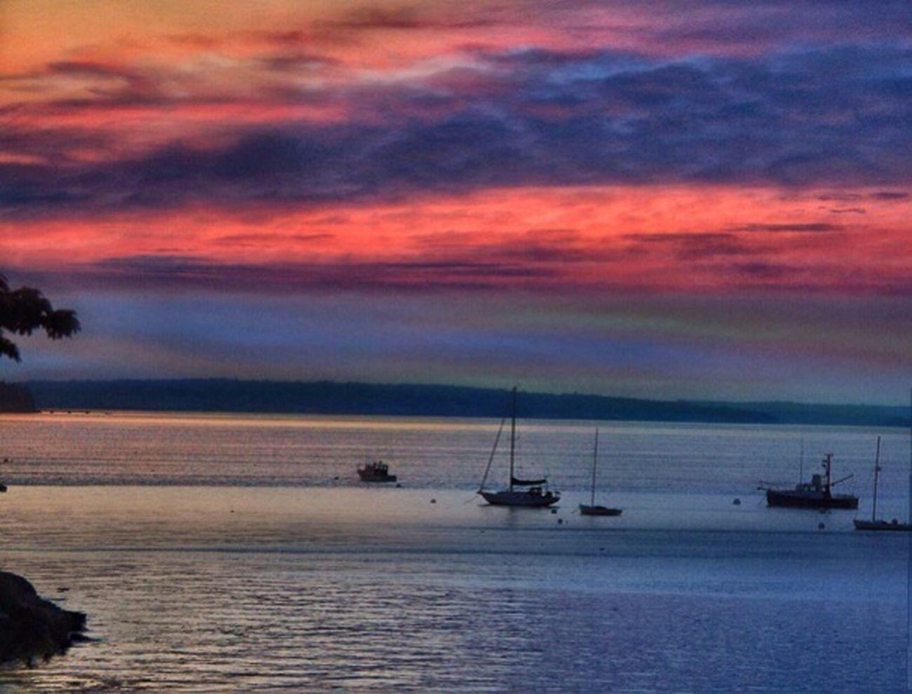 Safe Harbor. Sunset #skyporn #cloudporn # Bestskyever #gorgeous # Beautiful #stunning Water_collection Taking Photos