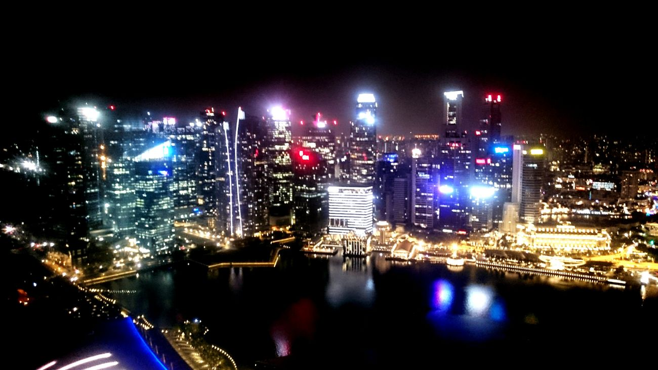 Skyline Singapur Sky BackpackersMemories Taking Photos Nice View Highsociety Photography Banken Bankenviertel