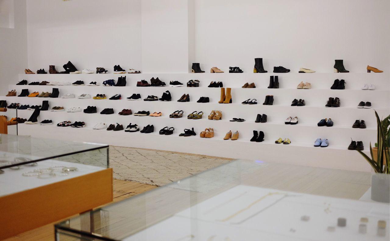 Totokaelo Seattle Shopping ♡ Totokaelo Travel Interior Interiors Design Shoes ♥ Shoes Fashion