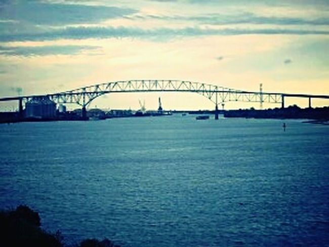 This was the bridge i conquered running up and over twice during my first View Hello World Half Marathon in November. Enjoying Life LOVE Running Runnergirl Runner Happiness