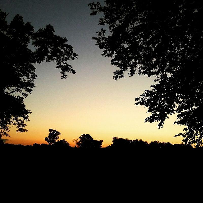 Sunset Scenery Sky PhonePhotography Phonephoto