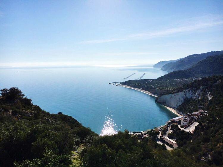 Vieste 🐠🌞 First Eyeem Photo Vieste Puglia Sun