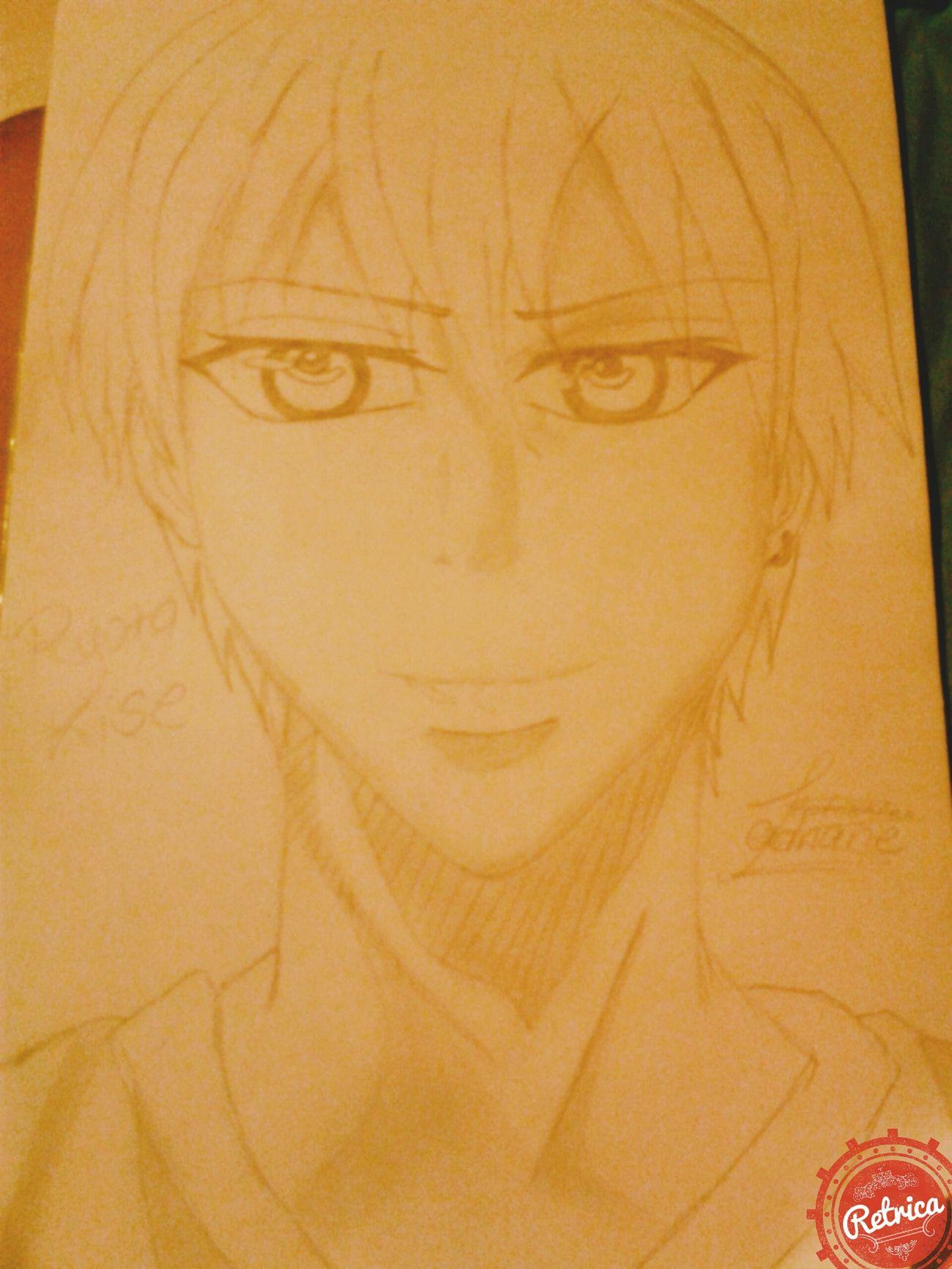 Kuroko No Basket Ryota Kise Kun My Draw ♥