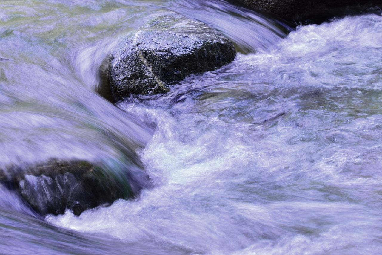Water River Tranquility No People Naturaleza Nature Space Outdoors Beauty In Nature Day Nikon Beauty Wb Pourple Movement Mountain Art Illuminated