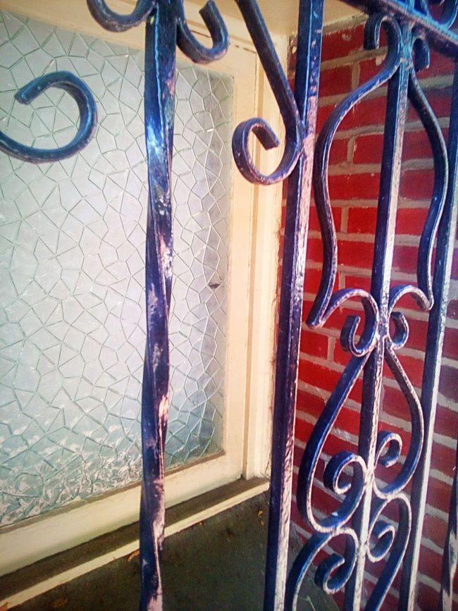 Wrought Iron Window Security Security Bars Vintage Home, Colonial Colonial Home