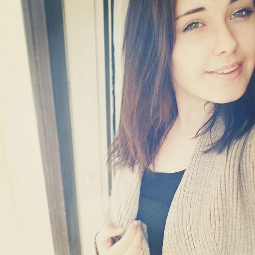 friday♥ That's Me Happy Self Portrait Selfie