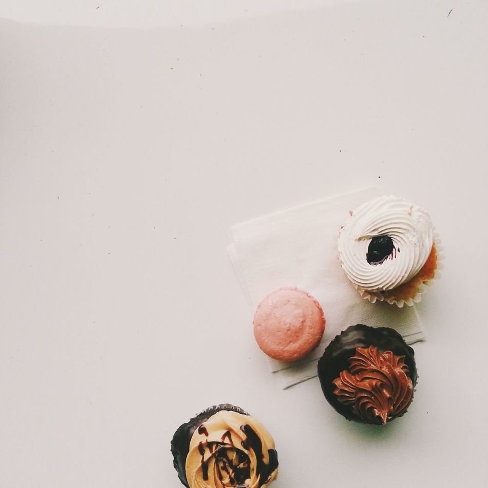 Beautiful stock photos of cupcake, Austin, Cup Cake, Food And Drink, High Angle View