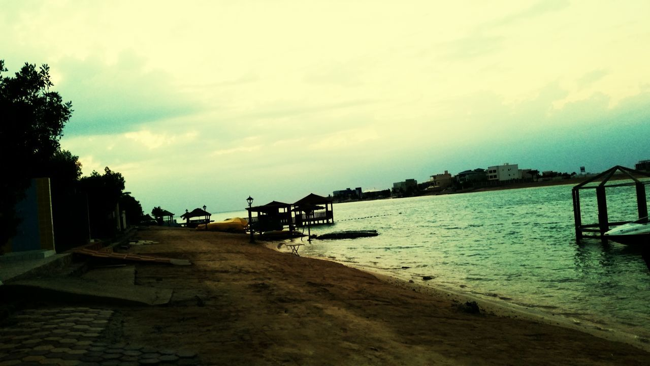43 Golden Moments Jeddah_ksa Sea And Sky Seaside Seabeach Beach Photography Outdoor Photography Outdoor Beachphotography Hidden Gems  Jeddah😍❤️ Jeddah City Leisure Activity Fun No People Sky Beach Time