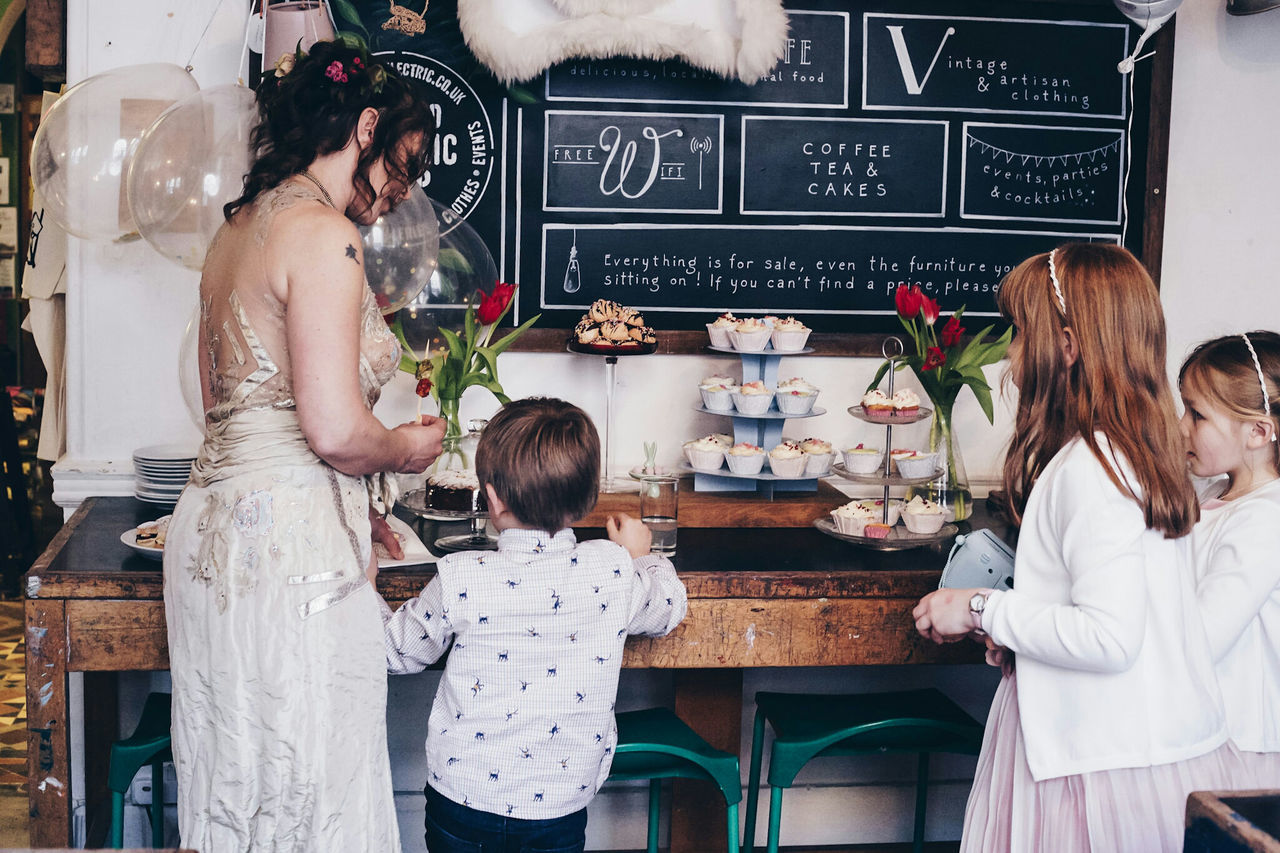 Indoors  Only Women People Party - Social Event Real People Day Togetherness Friendship Bride Standing Lauraloophotography Wedding