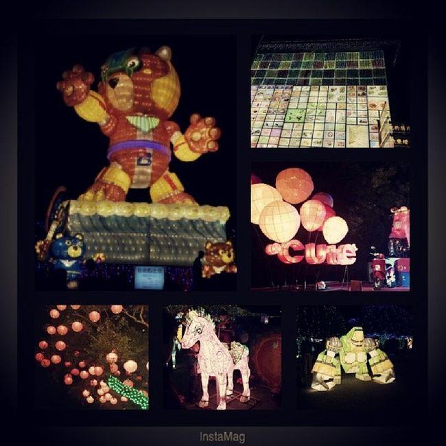 2014南燈會花絮…期待明年燈會~