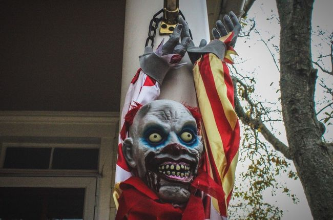 Good evening and Happy Halloween No People Happy Halloween Halloween Photography Halloween_Collection Open Edit WJII Photography Streetphotography