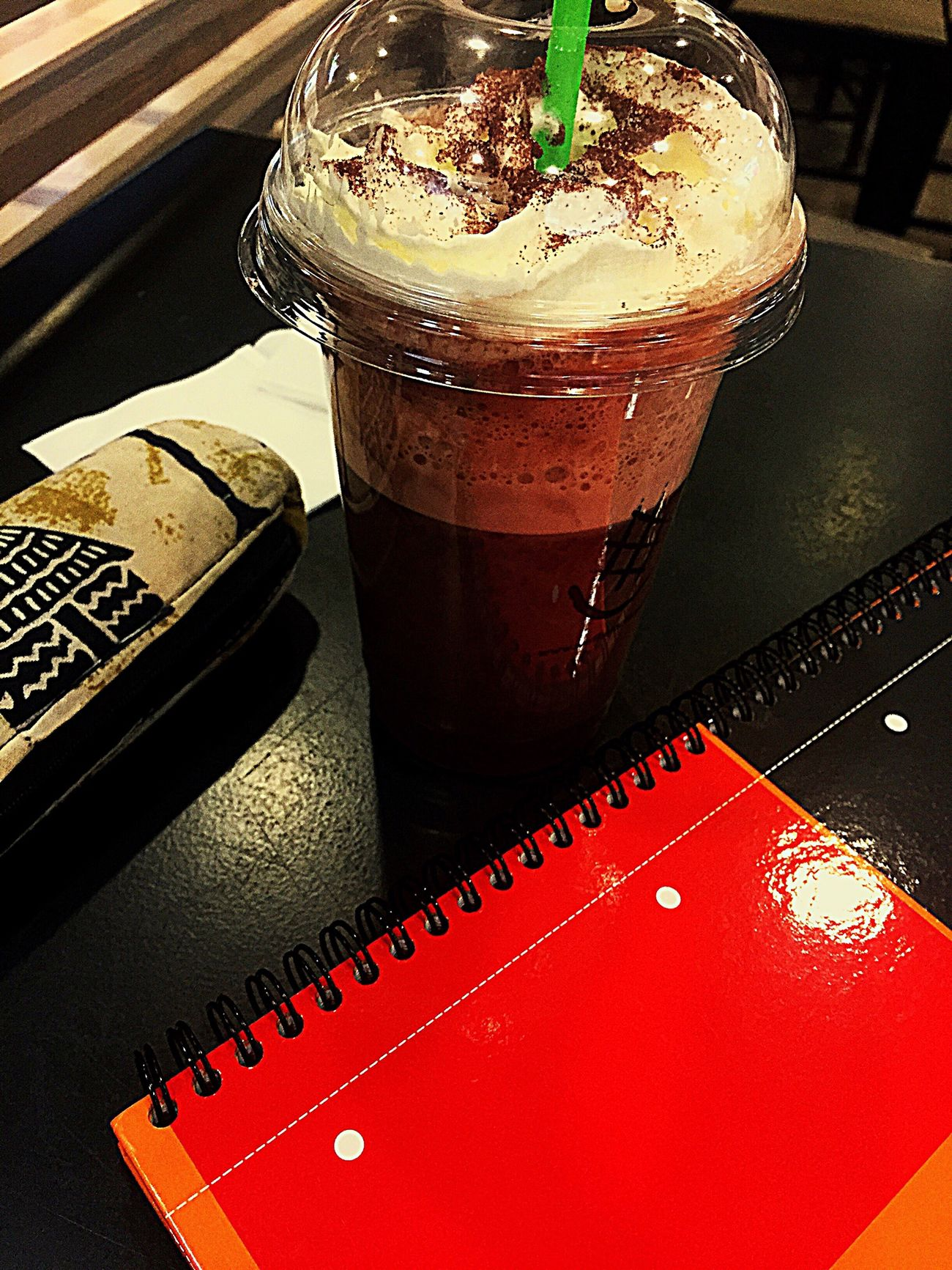 Chocolate♡ HotChocolate :)  Chocolatviennois Work Student Life 😫😫