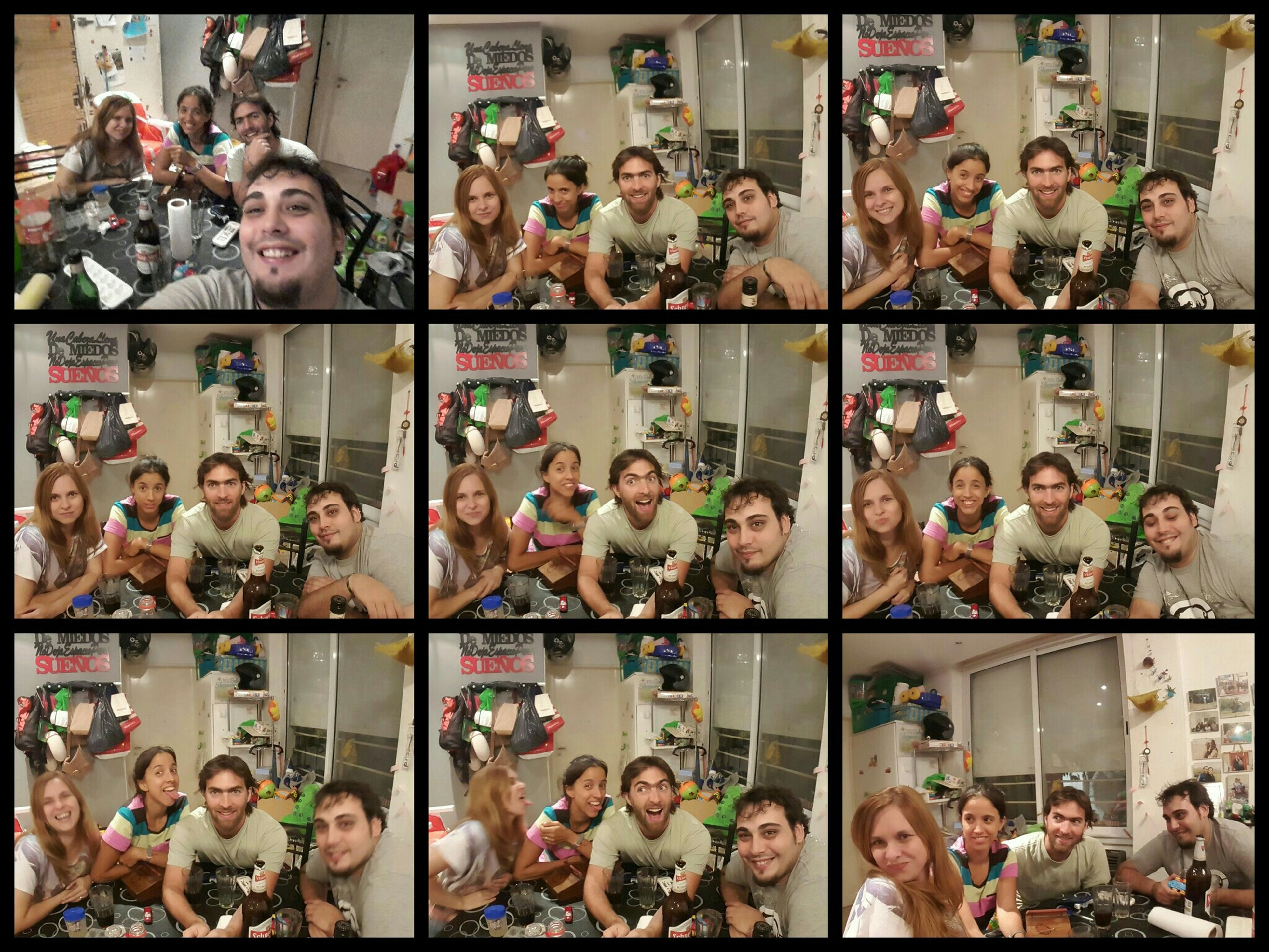 Night With Friends Crazy Friends People Like Us