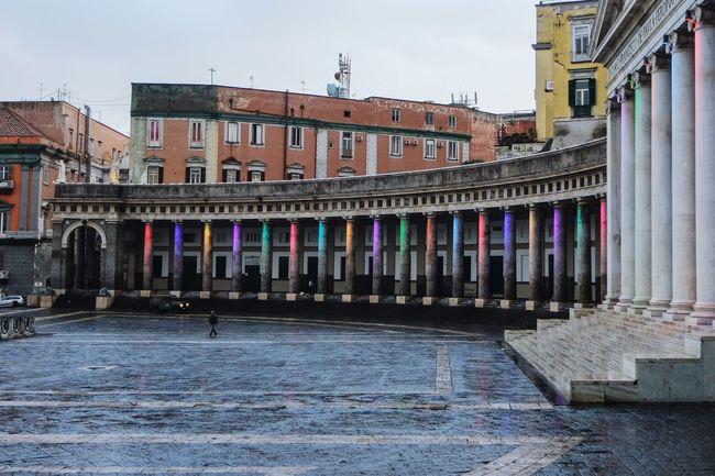 All The Neon Lights in Napoli, Italy Taking Photos Showcase: January Open Edit EyeEm Best Shots Fresh 3 Urban Geometry Streetphotography Eye4photography  Street Photography Urban Landscape