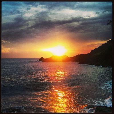 Goa Bagabeach Cliffshack Sunset beautifulweather