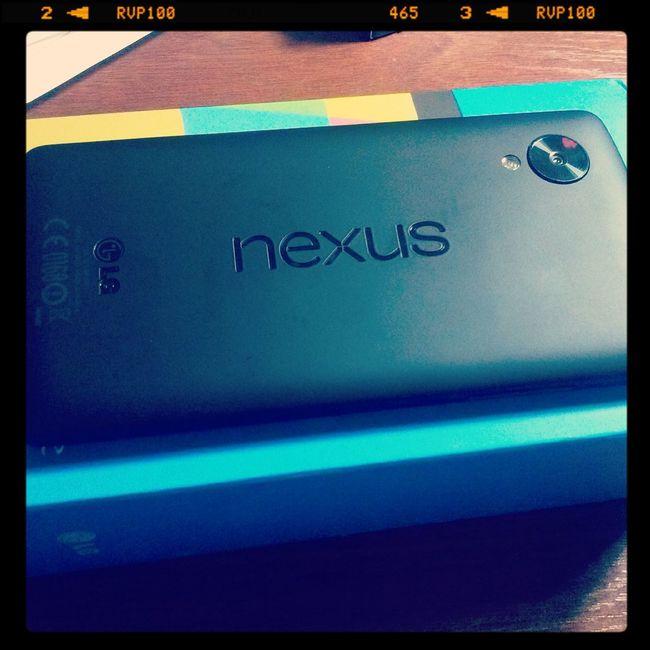 My New Nexus 5