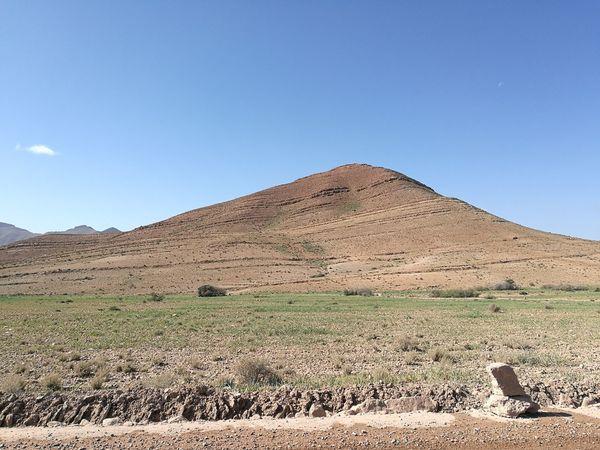 Landscape Desert Scenics Nature Blue Rural Scene