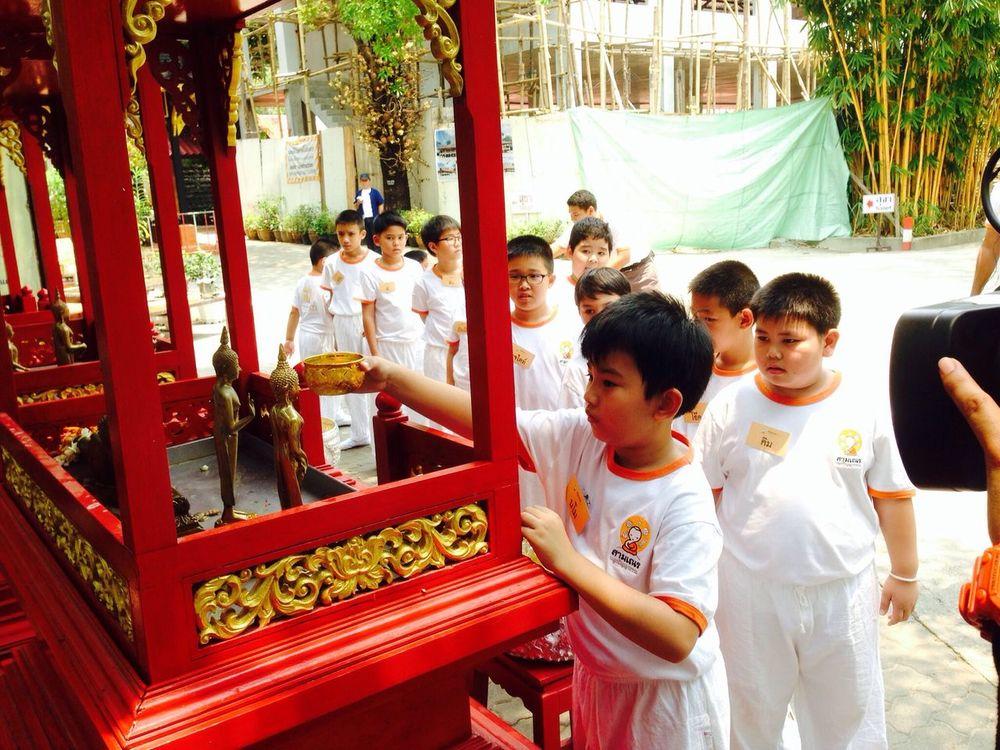 สามเณรปลูกปัญญาธรรม ปี ๓ True Little Monk Buddhism