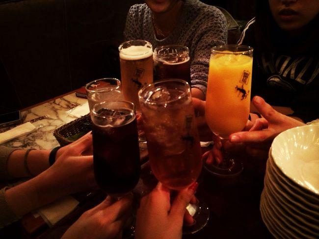 忘年会! Party