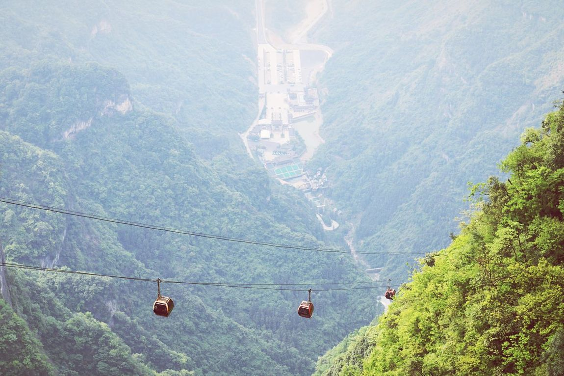 Avatar Avatar Mountain Zhangjiajie Hunan Hunan Province, China Hunan.China Hunan Changsha Mountains High High Views Float Sky Adventure Tour Tourism Tourist Travel China Sling Sky Basket Ferris Wheel Ferriswheel Ferris Wheels Ferris Wheel View Nature