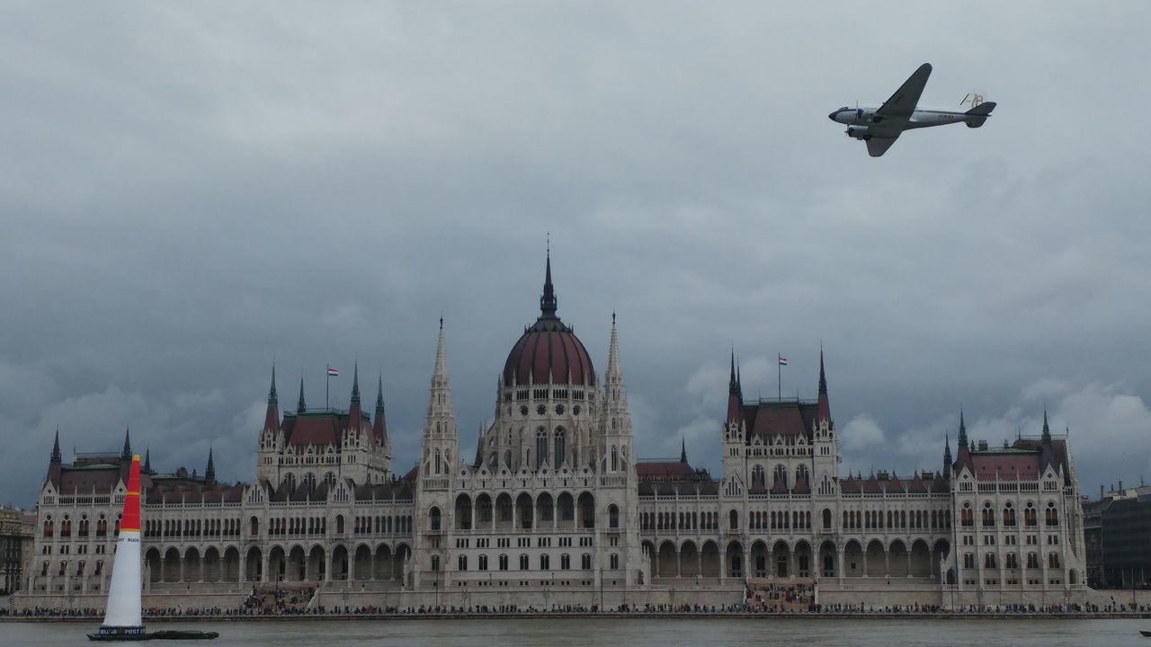 Redbullairrace Budapest, Hungary Parliament Showcase July Hidden Gem People Together