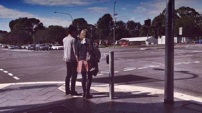 Sunday, Stroll & Stripes AMPt_community IPhoneography Streetphotography EyeEm Best Shots #procamera7