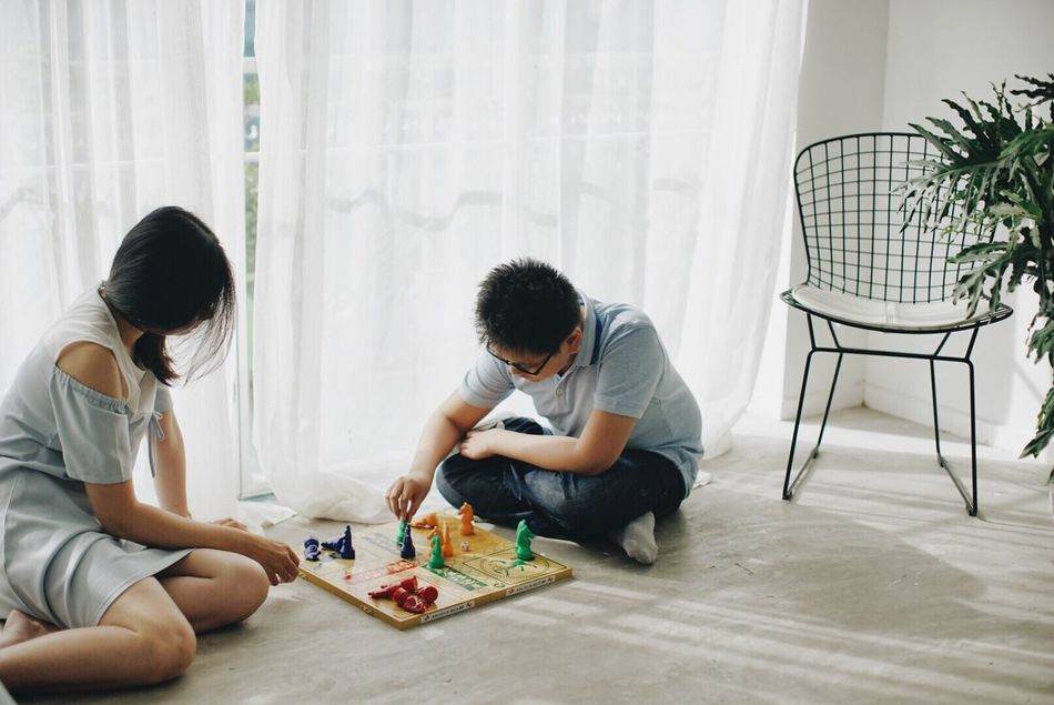 Beautiful stock photos of vietnam, two people, indoors, home improvement, togetherness