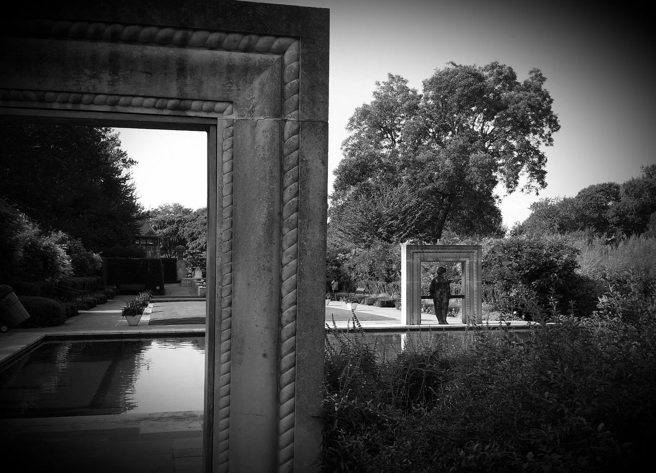 Arboretum Architecture Botanical Garden Built Structure Dallas Arboretum And Botanical Garden Nature Plant Tree