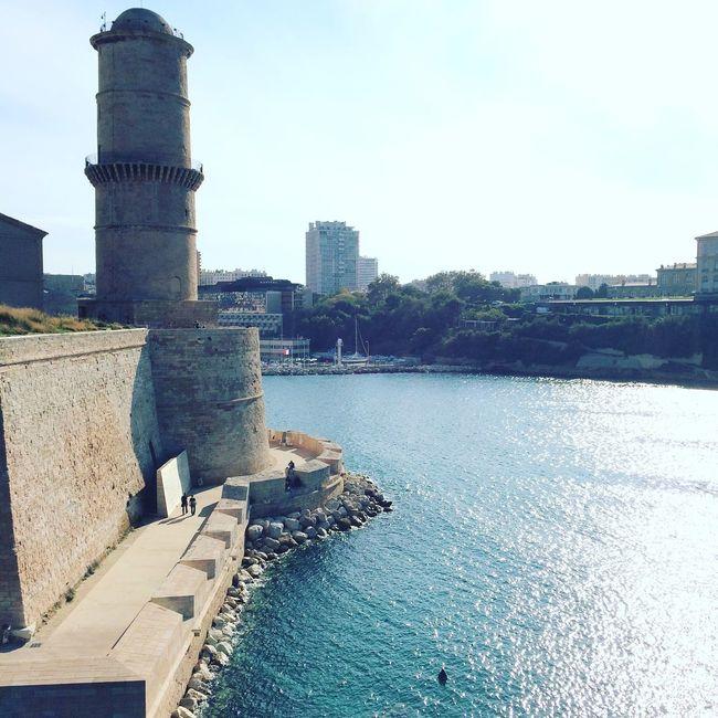 Marseille Fort Saint Jean Mucem First Eyeem Photo