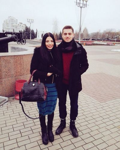 Russia Belgorod Girl Man SerbianGirl Serbia Friends