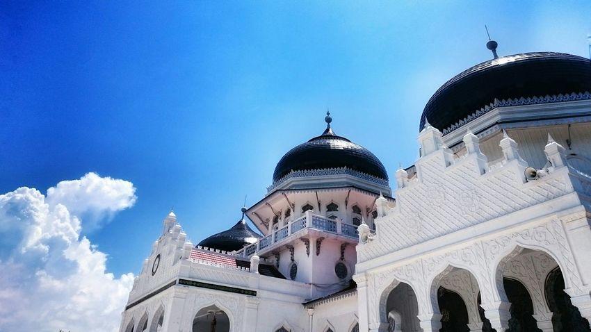 Baiturrahman Mosque Mosque Landscape