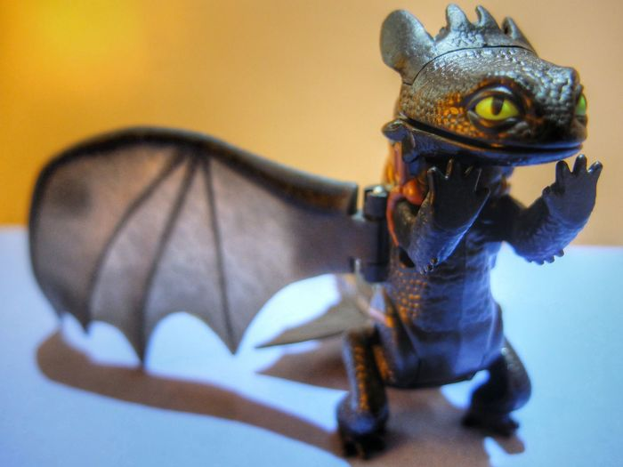 Night Fury Toothless Dragon Toy