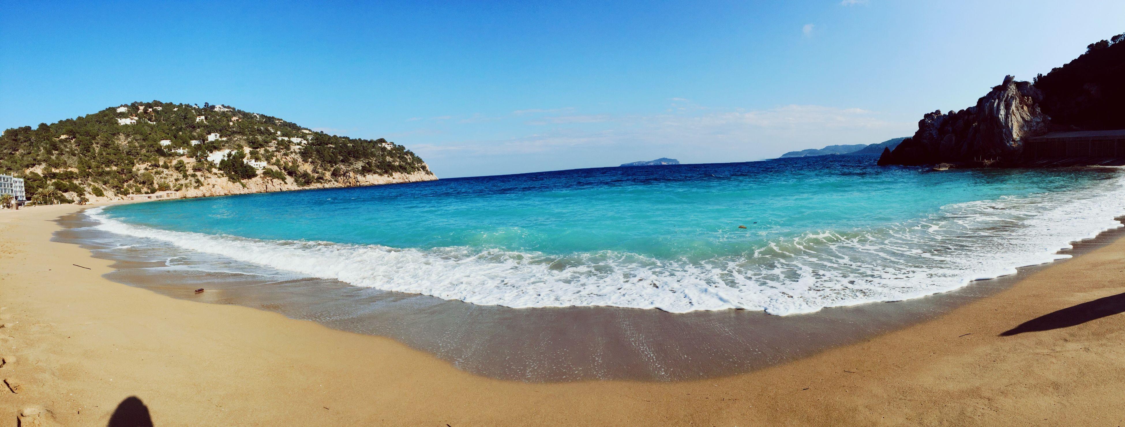Happythursday  Sun Beachphotography Aiguesblanques Ibiza SPAIN