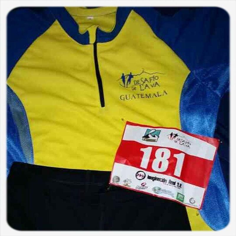 Runner 21k That's Me Guatemala City