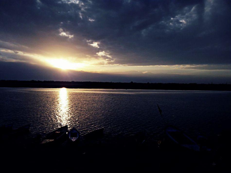Sunrise! Beauty In Nature Sky Water EyeEmNewHere