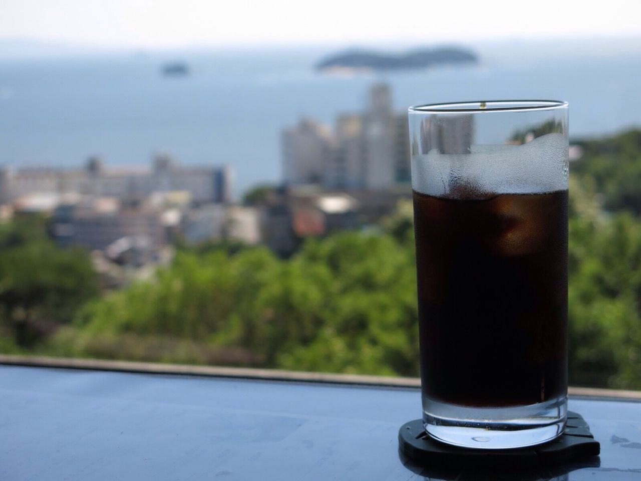The Journey Is The Destination Icedcoffee Mikawabay