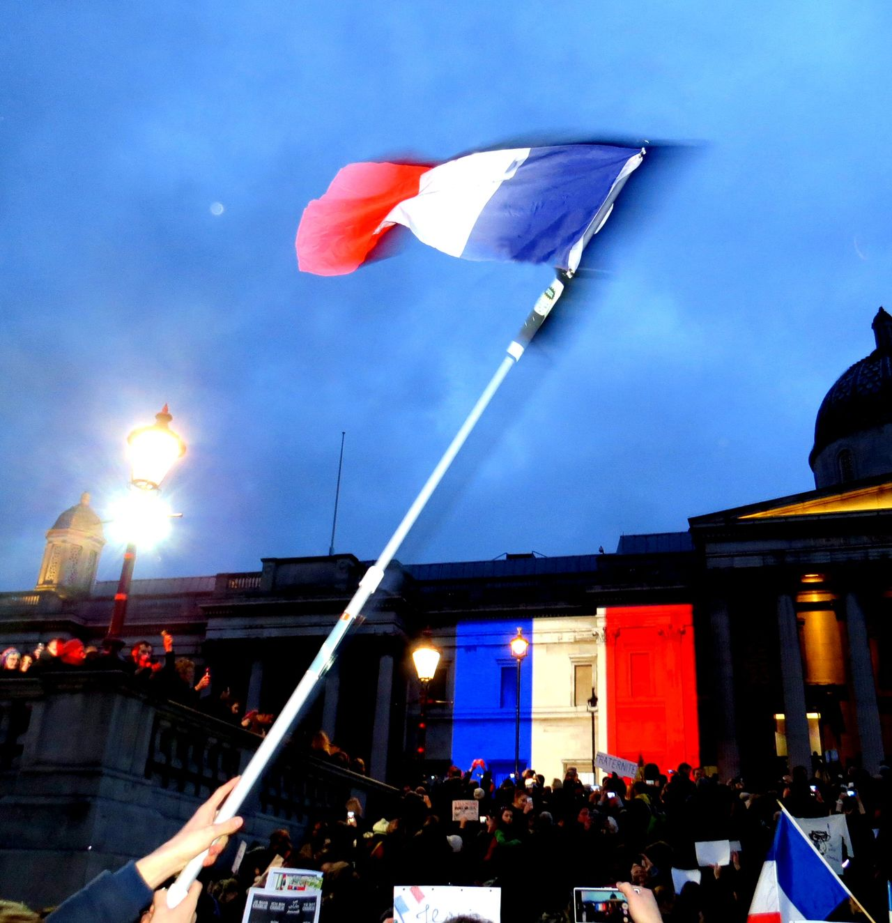 Election Europe European Union France French Elections French Flag La France Le Tricolor Red White And Blue Waving A Flag
