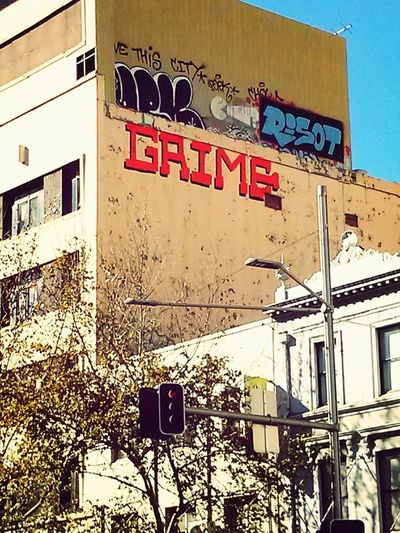 Above, Love, Grieve, _ve This City
