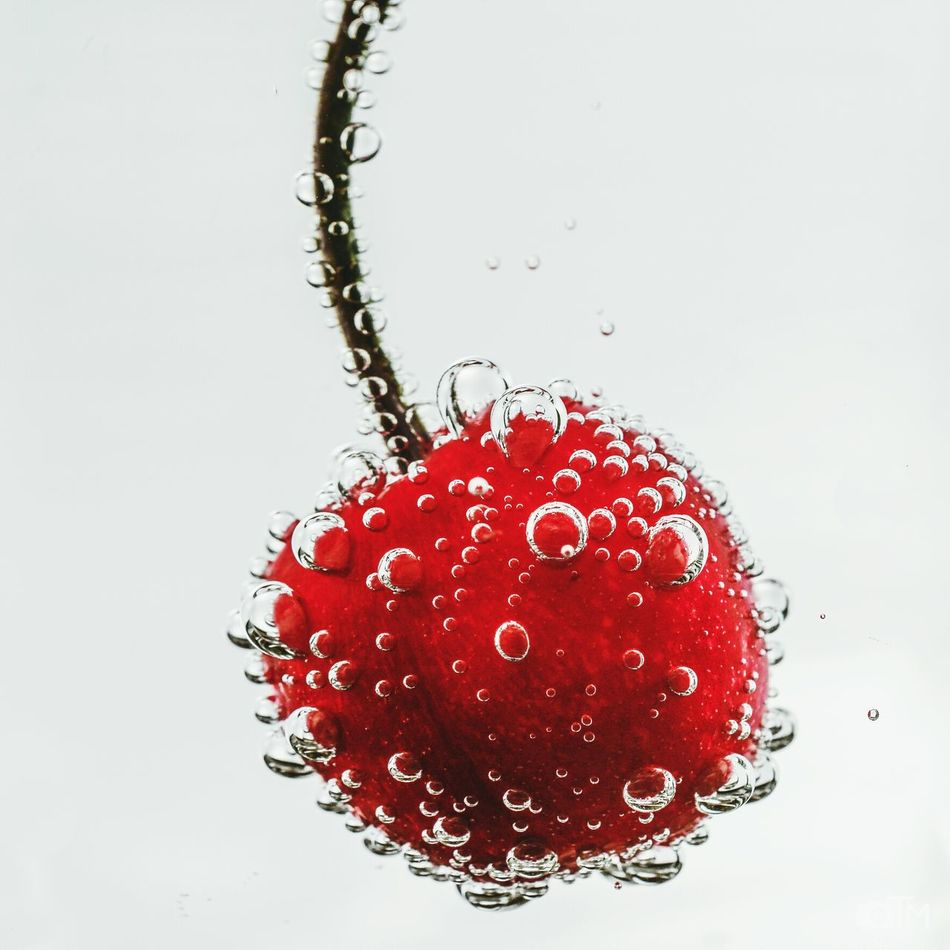 Beautiful stock photos of cherry, Backgrounds, Bubble, Cherry, Copy Space