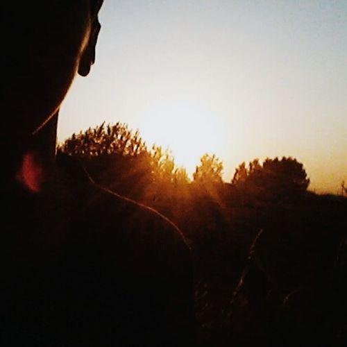 Закат ,-, First Eyeem Photo